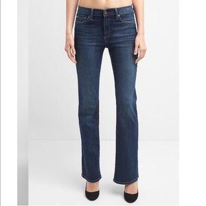 Gap perfect bootcut jeans 29 short